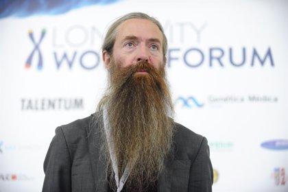 Aubrey de Grey defiende que se le puede ganar el pulso al envejecimiento y tratar como problema médico