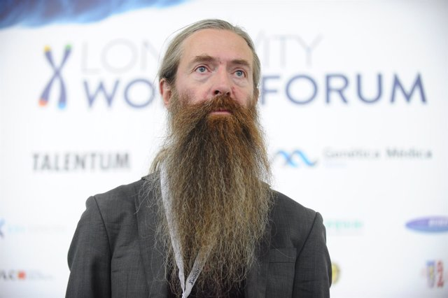 Aubrey de Grey en el Longevity World Forum
