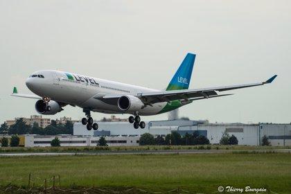 Level volarà de Barcelona a Santiago de Xile i Nova York el 2019
