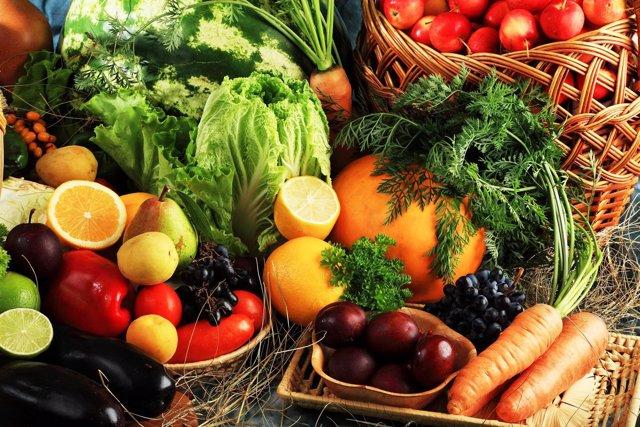Una alimentación sana previene enfermedades y alarga la vida