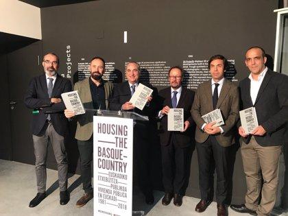 """'Housing the Basque Country' muestra en San Sebastián las promociones de vivienda pública """"más singulares"""" en Euskadi"""