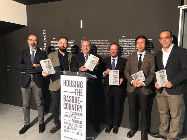 Presentación de la exposición 'Housing the Basque Country'