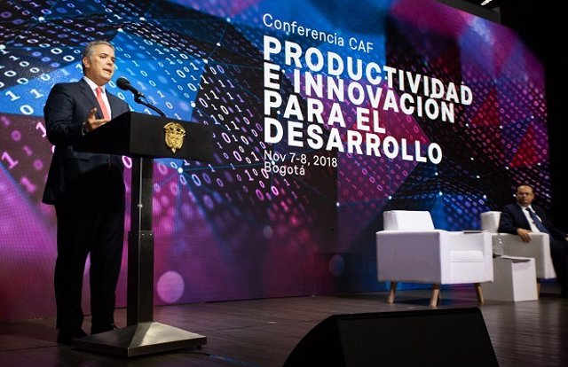 Primera Jornada Conferencia CAF Productividad e Innovación
