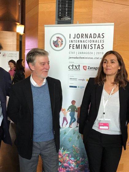 Santisteve exige que los cambios legislativos hacia la igualdad estén acompañados de recursos y medios