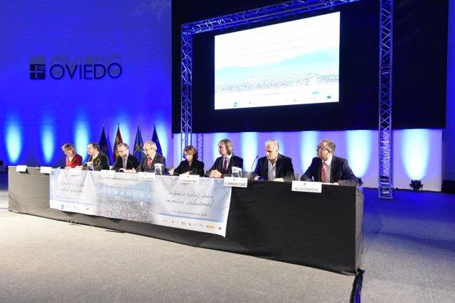 Inauguración oficial del Congreso Nacional de Biobancos
