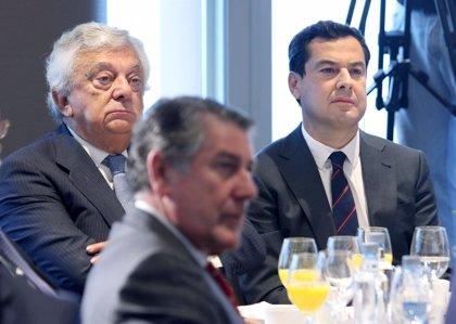 Moreno: PSOE-A y Cs votaron en el Parlamento contra rebajar el impuesto de las hipotecas
