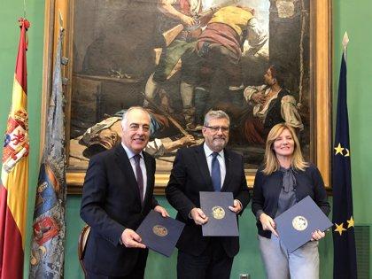 Ibercaja y CAI destinan 250.000 euros a impulsar la investigación y la movilidad de estudiantes de la UZ