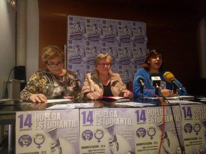 """Estudiantes afirman que casos como el de la Universidad o el Conservatorio muestran la """"urgencia"""" de la huelga del 14-N"""