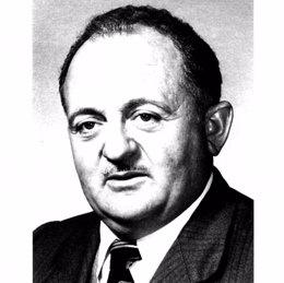 El último alcalde franquista de Rubí, Manuel Murillo