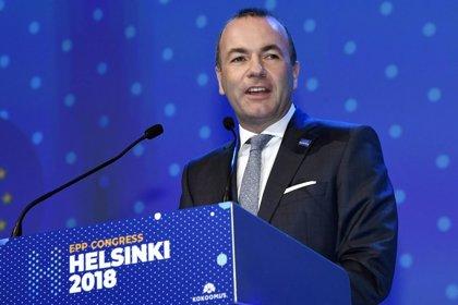 El alemán Manfred Weber, elegido por el PPE como su cabeza de lista a las europeas de mayo