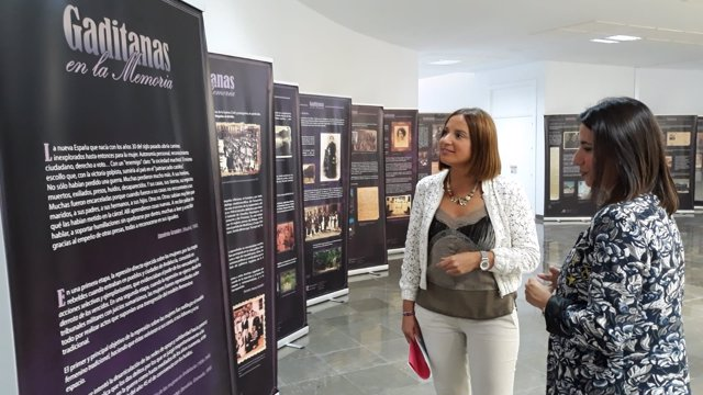 Exposición 'Gaditanas en la Memoria'