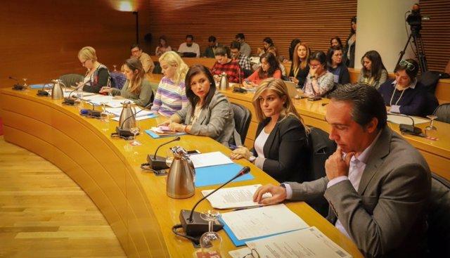 Comisión sobre la financiación de PSPV y Bloc