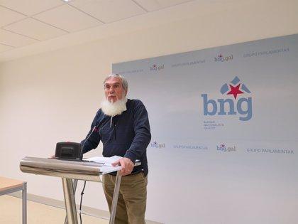 """El BNG llama a afrontar el """"problema"""" de los plásticos agrícolas para que no vuelvan a quemarse"""