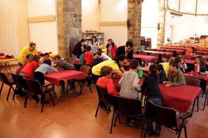 La Seu d'Urgell, convertida per un cap de setmana en un gran taulell de joc i amb els de rol com a protagonistes