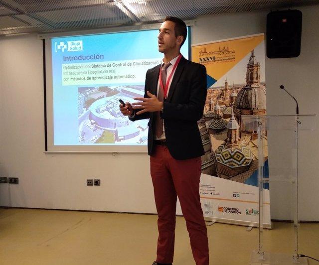 Subdirector de Infraestructuras del SERIS, Eduardo Dulce
