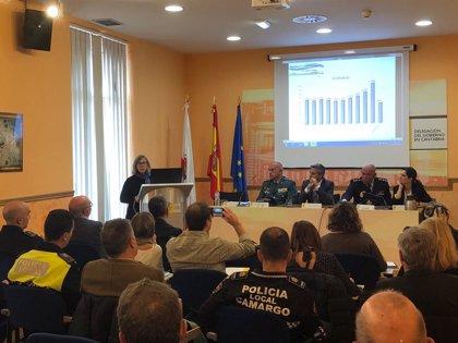La tasa de criminalidad de Cantabria sigue por debajo de la media pero aumentan los delitos a través de Internet