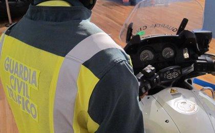 Sorprendido un camionero con más de 15 horas al volante en un mismo día en la N-630, a su paso por Salamanca