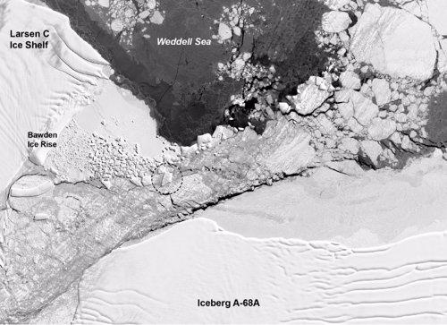 Iceberg rectangular