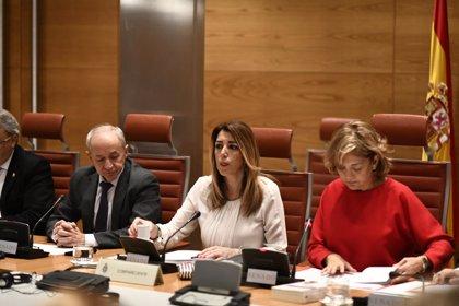 Duro cara a cara entre Susana Díaz y el portavoz del PP a cuenta de los casos de corrupción en Andalucía