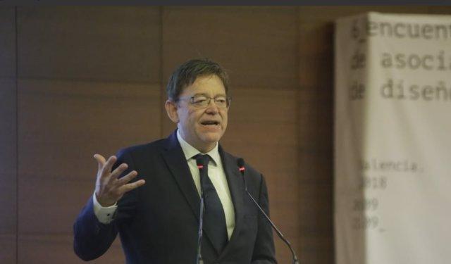 Ximo Puig (IMAGEN DE ARCHIVO)