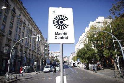 """Plataforma Afectados Madrid Central critica la """"improvisación"""" y """"desinformación"""" a tres semanas de la entrada en vigor"""