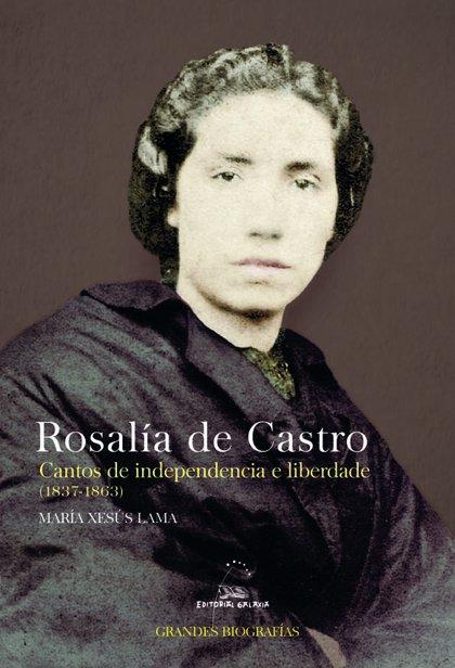 María Xesús Lama, Premio Nacional de Ensayo 2018 por su obra 'Rosalía de Castro. Cantos de independencia e liberdade'