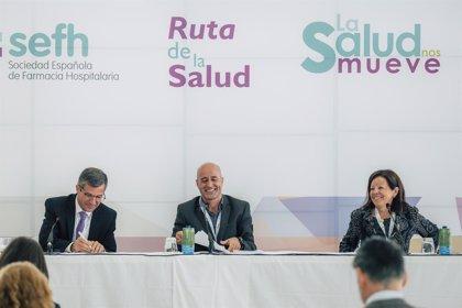 El LXIII Congreso Nacional de la Sociedad Española de Farmacia Hospitalaria apuesta por una salud en movimiento