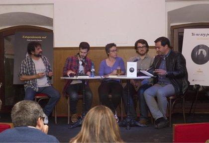 Toni Grimaldi y Pablo González Sánchez unen sus nombres a la Colección Alumbre de la Diputación de Cádiz