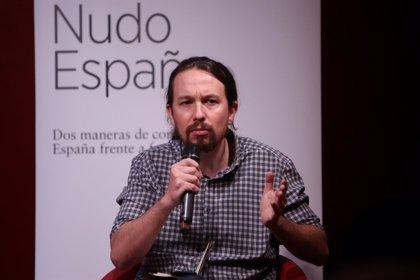 Podemos acusa a la AN de no asumir el supuesto intento de atentado contra Sánchez, del que culpa a la ultraderecha