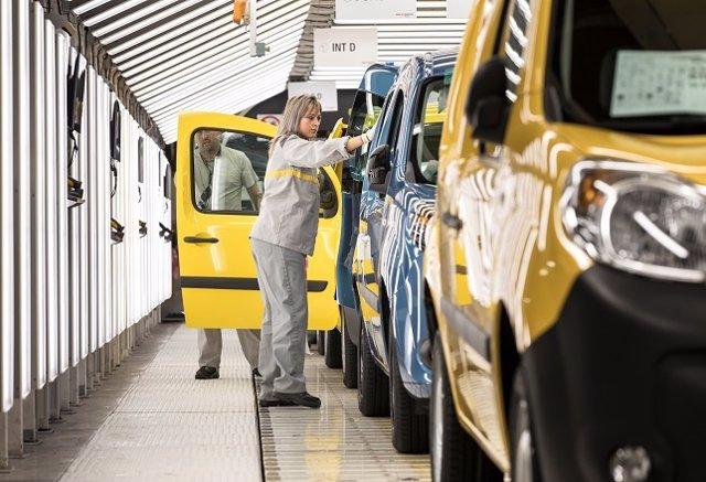 Producción Renault