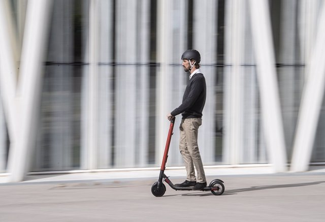 Seat eXS powered by Segway