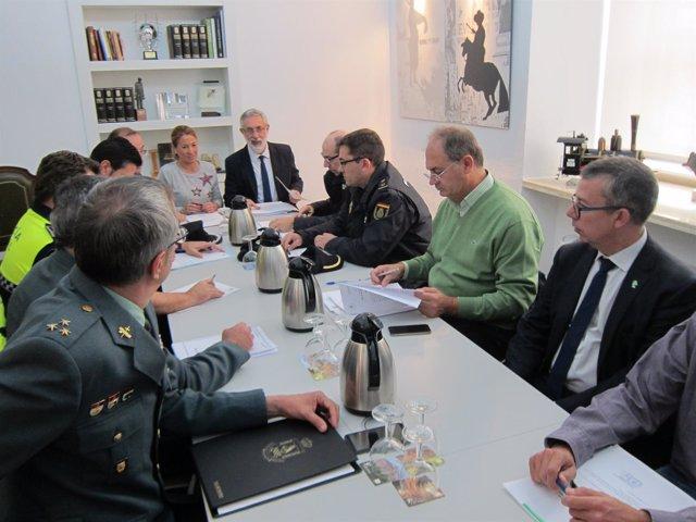 Junta de Seguridad de Cáceres