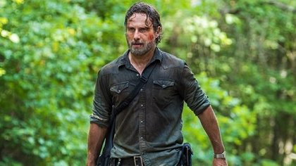 Rick iba a morir en la 8ª temporada de The Walking Dead