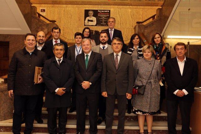 Visita a León de empresarios argentinos.