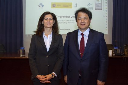 La directora del ISCIII recibe a una delegación de la Agencia de Investigación Médica de Japón