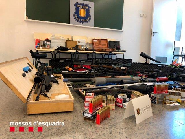 Els Mossoscapturen a Terrassaa un tirador que volia atemptar contra Sánchez