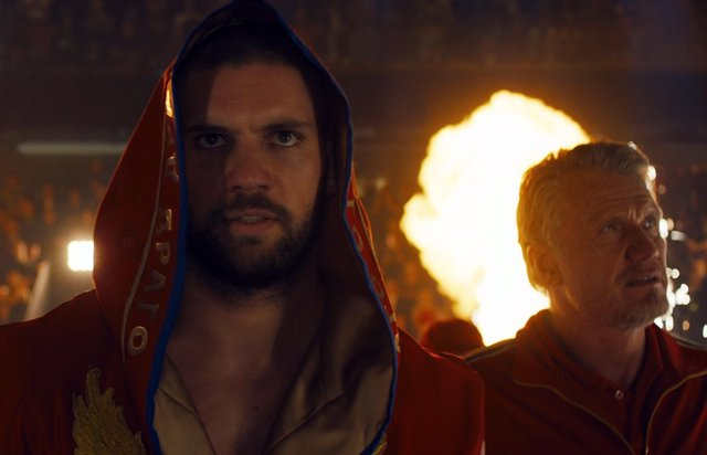 Viktor Drago en Creed 2