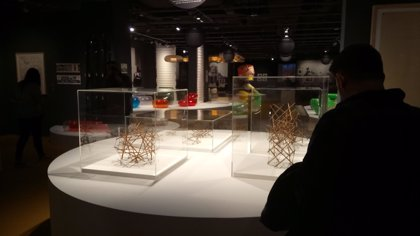 El Centre Pompidou Málaga explora la arquitectura con hinchables de los 60-70 en su nueva exposición temporal