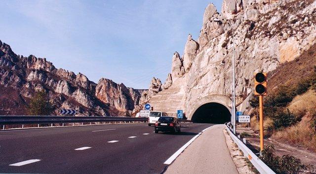 Autopista AP-1 Burgos-Armiñón
