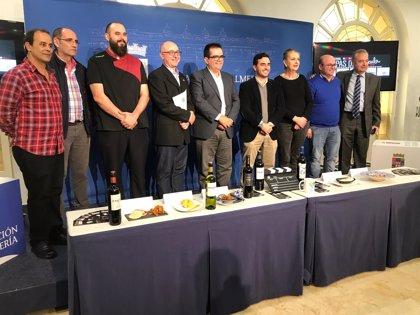 Treinta propuestas gastronómicas para disfrutar del sexto Festival de Tapas de Película de Almería