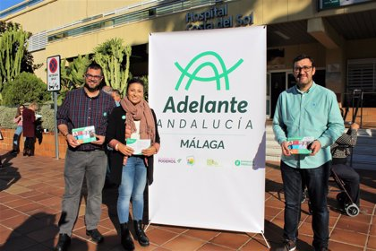 Adelante Andalucía se compromete a desbloquear las obras del Hospital Costa del Sol si accede a la Junta