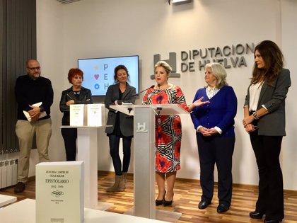 Un volumen sobre Juan Ramón e Hispanomérica y un Epistolario de Zenobia engrosan la Biblioteca juanramoniana