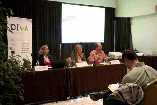 Presentación del proyecto europeo DIVA