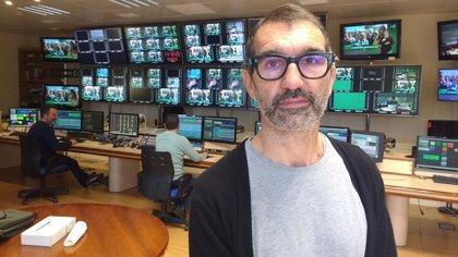 El realizador de Canal Sur TV Rafael Domínguez, Premio Talento de la Academia de la Televisión