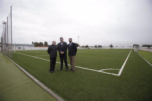 Nuevas instalaciones en Lantejuela