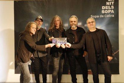 Sopa de Cabra publica aquesta mitjanit un disc amb els temes en directe del seu últim concert