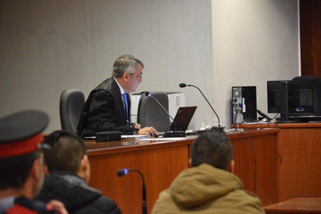 Judici a dos acusats d'agressió sexual a una noia a Vielha (Lleida)