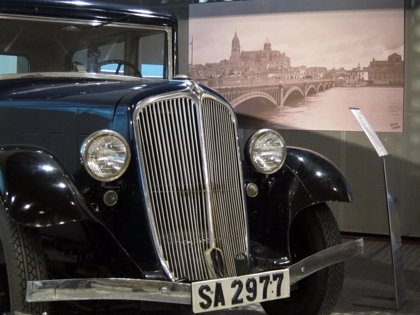 El Museo de Historia de la Automoción de Salamanca acoge mañana un nuevo concierto del ciclo 'Motores y Melodías'