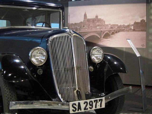 Museo de Historia de la Automoción de Salamanca. 8-11-2018