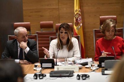 """El PP acusa a Susana Díaz de """"enchufar"""" a familiares mientras """"un millón y medio de andaluces iban al paro"""""""
